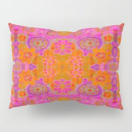 Choose Peace Batik Pillow Sham