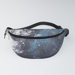 Icy crust Fanny Pack