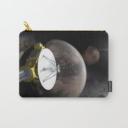New Horizons flyby Pluto into Kuiper belt Carry-All Pouch