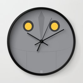 Iron Giant Wall Clock