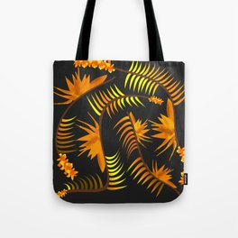 Pure Golds Flow Tote Bag