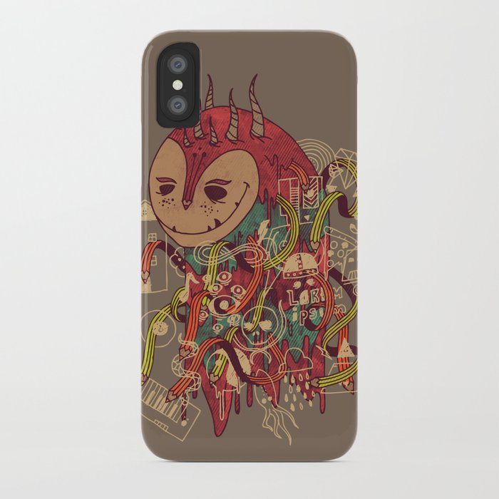 The Doodler iPhone Case