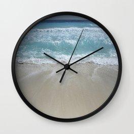Carribean sea 5 Wall Clock