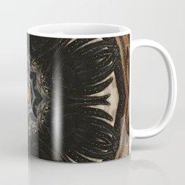 Shaman // Shamanic Visionary Art Feather Circle Mandala Shamanism Energy Healing Peace Meditation Coffee Mug