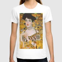 Adelle (Detail) Gustav Klimt T-shirt