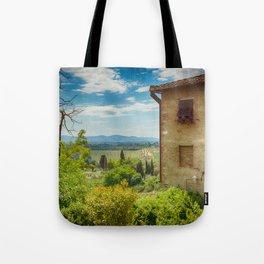 San Gimignano, Tuscany, Italy Tote Bag