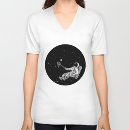 The Starcatcher Unisex V-Neck