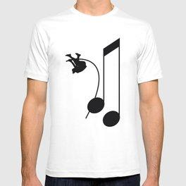 Note Vaulter T-shirt