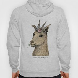 Goat – Sign of 2015 Year Hoody