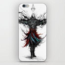 assassins creed iPhone Skin