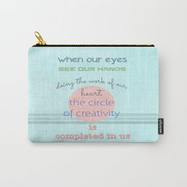 Create2 Carry-All Pouch