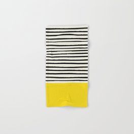 Sunshine x Stripes Hand & Bath Towel