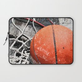 Modern Basketball Art 8 Laptop Sleeve