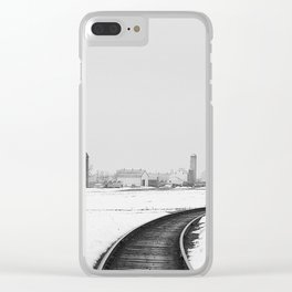 Country Rail Clear iPhone Case