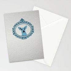 Aristocratic Mini Pinscher Stationery Cards