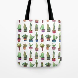 cactus in pockets Tote Bag