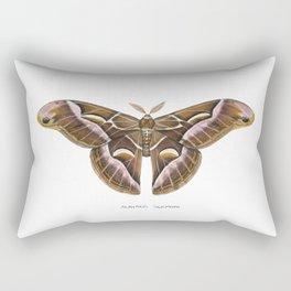 Ailanthus Silkmoth (Samia cynthia) Rectangular Pillow