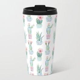 cacti pots Travel Mug