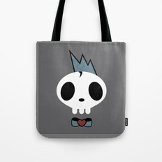 punk rawk boy Tote Bag
