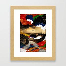 KAGARI Framed Art Print