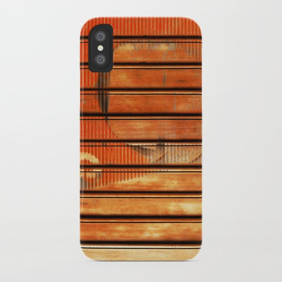MiniHumanist II iPhone Case