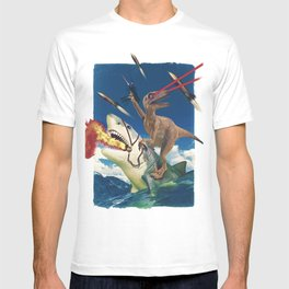 Crazy Raptor T-shirt