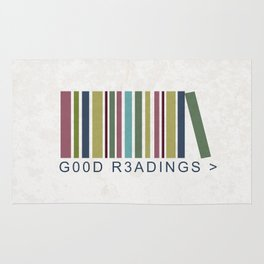 Good Readings are priceless Rug