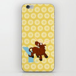 y for yale iPhone Skin