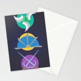 MK girls Stationery Cards