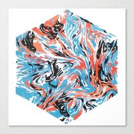 Sea Boots Canvas Print