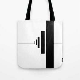 SOMEWHERE IN NOWHERE Tote Bag