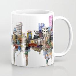 Fremont Bridge Coffee Mug
