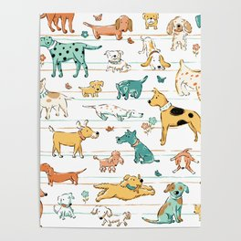 Dogs Dogs Dogs Poster