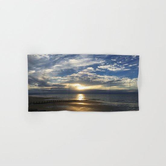 Sunset Beach Hand & Bath Towel