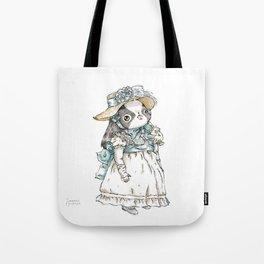 Victorian Chin Tote Bag