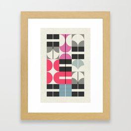 BLUMA no.2 Framed Art Print
