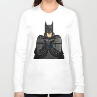 sweater Long Sleeve T-shirts featuring Sweater Weather by Sarah J