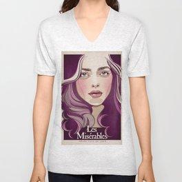 Cosette Unisex V-Neck