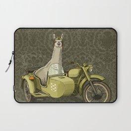 Sidecar Llama Laptop Sleeve