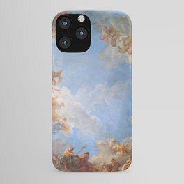 Fresco in the Palace of Versailles iPhone Case