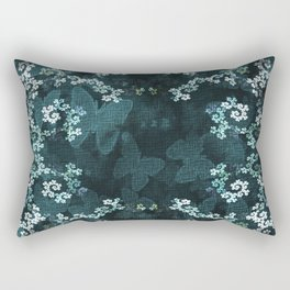 Night of wonder Rectangular Pillow