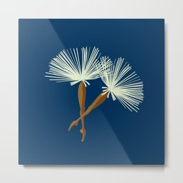 Dandy Dancers Metal Print