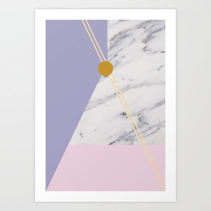 Minimal Complexity v.4 Art Print