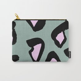 Pink panther print and pattern Carry-All Pouch