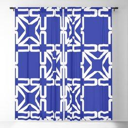 Rob Smid Designs Logo Pattern Blackout Curtain