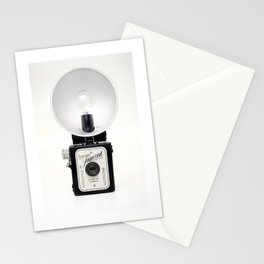Vintage Herco Imperial 620 Snap Camera Stationery Cards