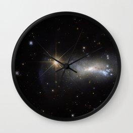 NGC 7250 Wall Clock