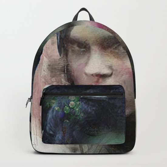 Girl of October Backpack