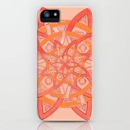 celtic tones iPhone Case