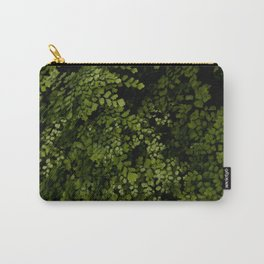 Small leaves Carry-All Pouch